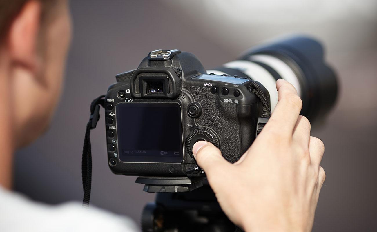 photographe realisateur